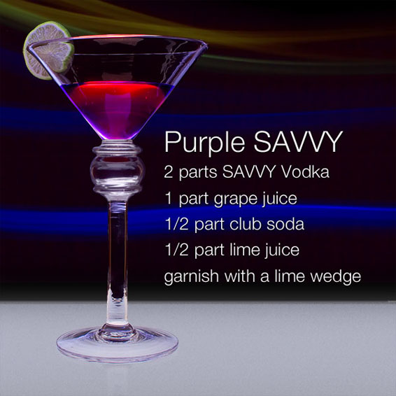 Savvy Vodka Bottle And Drink Recipe Photos