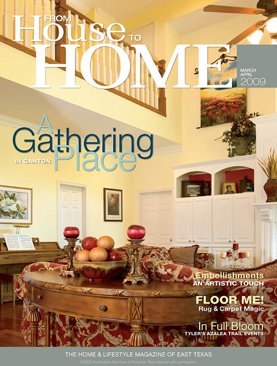 I Have Now Contributed To Over 10 Issues For From House Home Magazine This Is Always So Much Fun